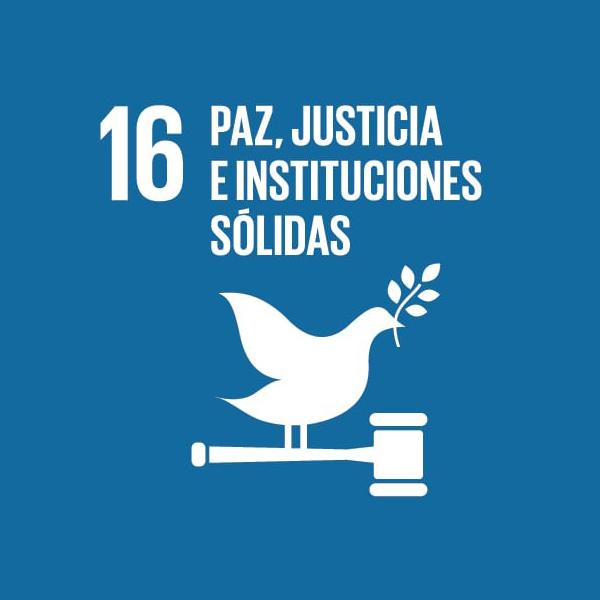 Objetivo 16 ONU