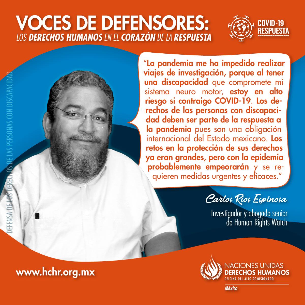 VocesDefensoras_COVID_CarlosRios