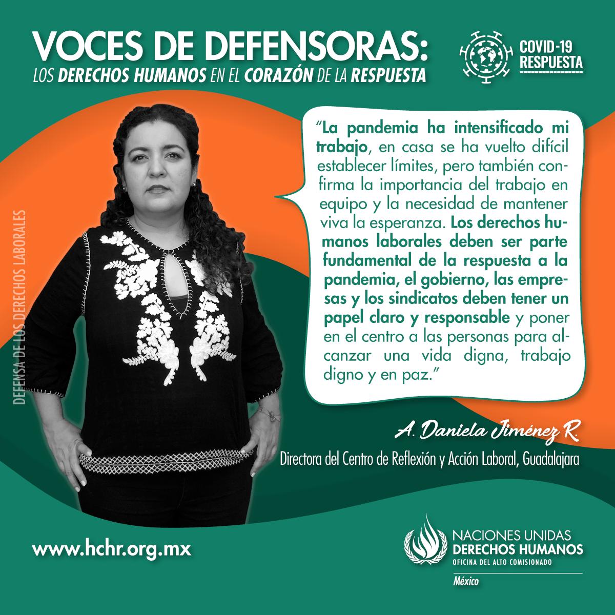 VocesDefensoras_COVID_Daniela