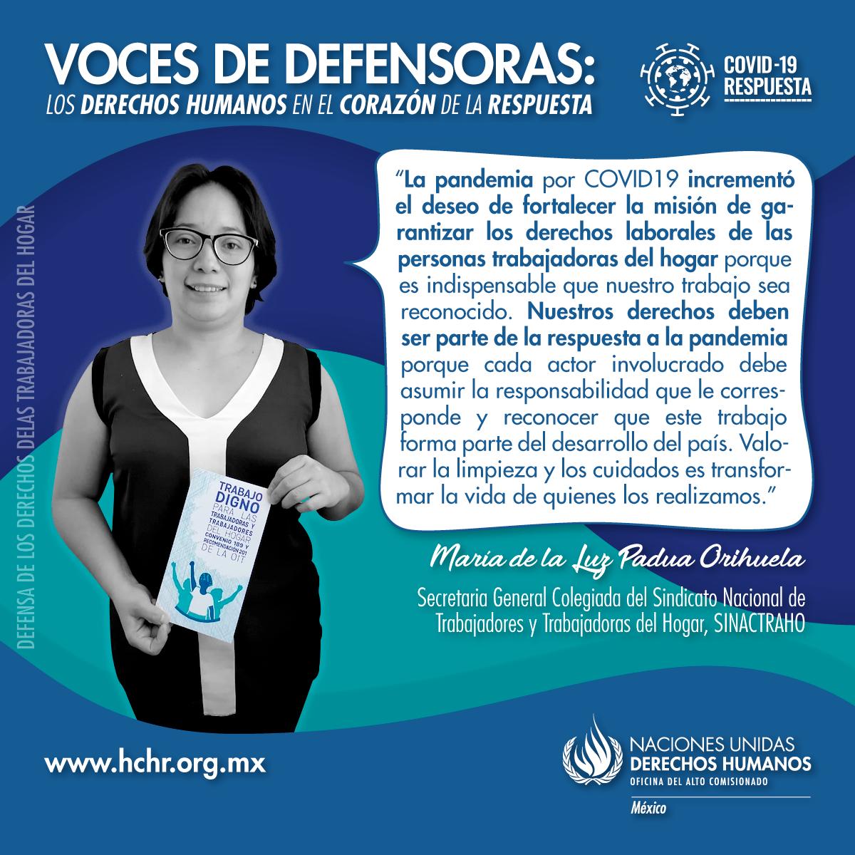 VocesDefensoras_COVID_MariaLuz