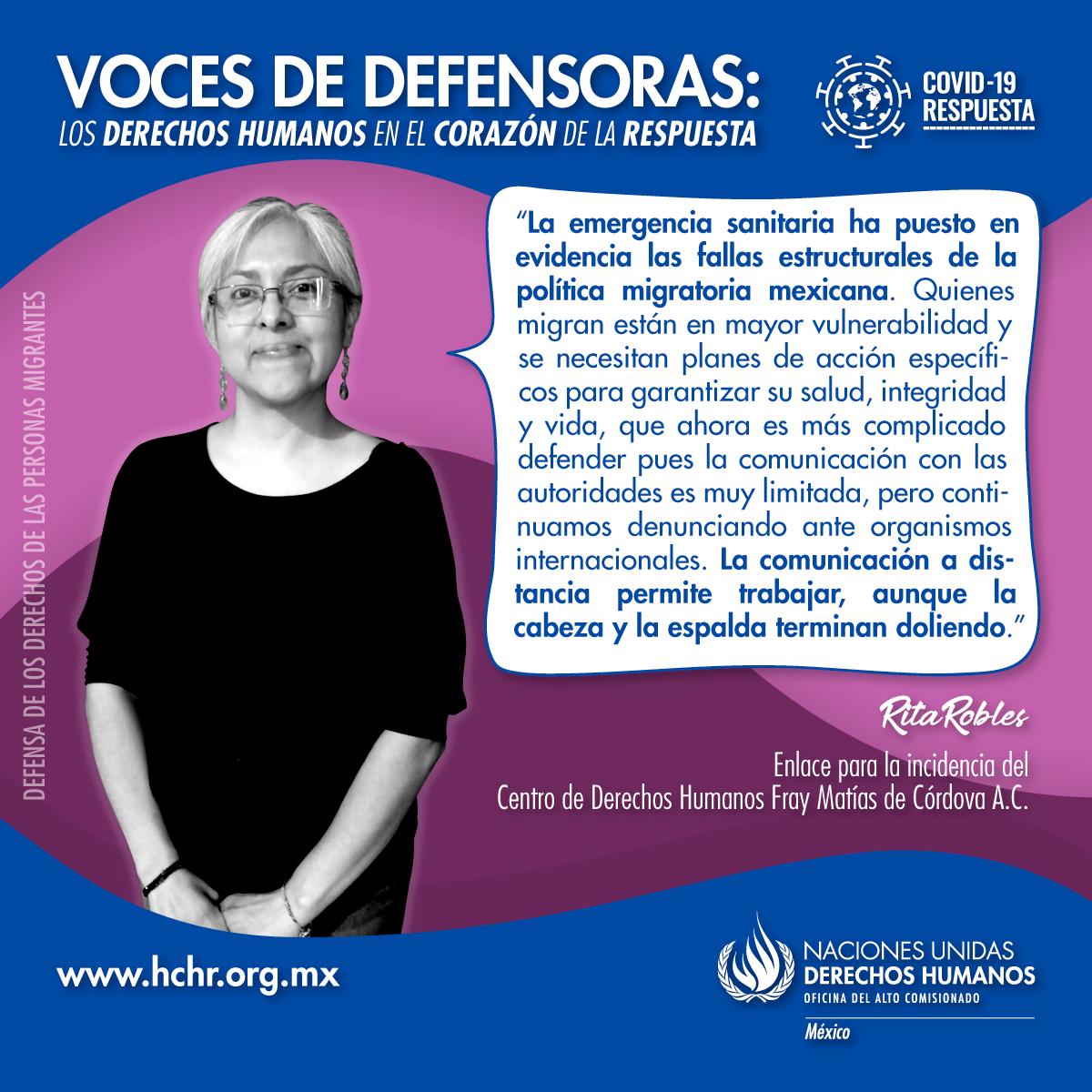 VocesDefensoras_COVID_Rita